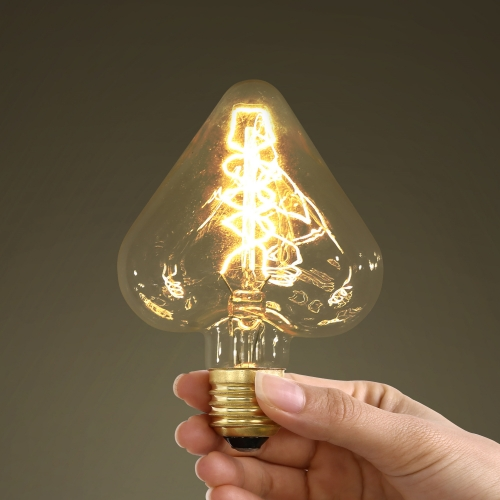 Decorative lighting handicraft & edison bulb