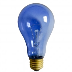 Daylight Blue heat lamp A19 75W