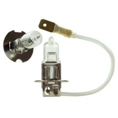 H3 auto halogen lamp