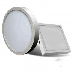 Led Surface Mounted  Panel Light Round and Sq