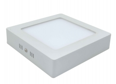 LED Square Panel light Surface Mounted Lamp 3W 6W