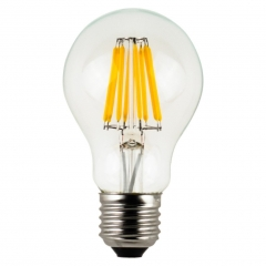 Led Filament bulbs A60 4W/6W/8W