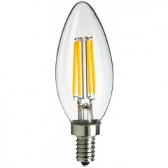 Led Filament candle bulbs C35/CT35  2W/4W