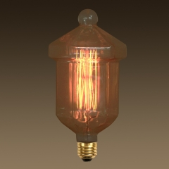 Decorative lighting handicraft bulb